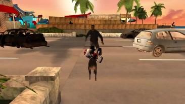 """Goat Simulator: GoatZ """"Трейлер мобильной версии"""""""