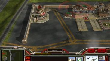 "Command & Conquer Generals: Zero Hour ""Карта - Long River"""