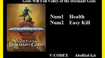 Gods Will Fall - Valley of the Dormant Gods: Трейнер/Trainer (+2) [CODEX] {Abolfazl.k}