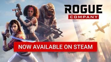 Состоялся релиз Rogue Company в Steam
