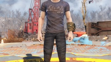 """Fallout 4""""Graphic t-shirts"""""""