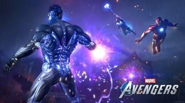 7 минут игрового процесса Marvel's Avengers и трейлер кооперативного режима