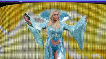 """WWE 2K16 """"Charlotte Наряд WWE 2K19 Port MOD"""""""