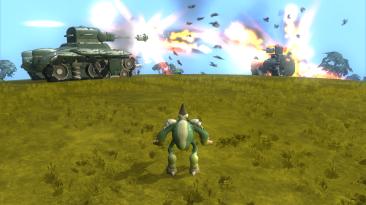 """Spore """"Вторая Мировая Война. Существа и Техника"""""""