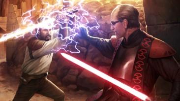 Ретро-Взгляд на Star Wars Jedi Knight II: Jedi Outcast.