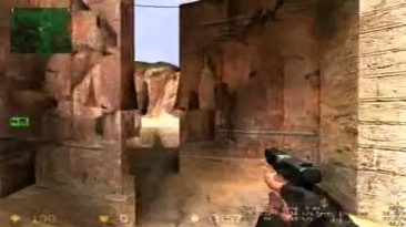 Counter-Strike: Source SSAO Bug (ENBseries)