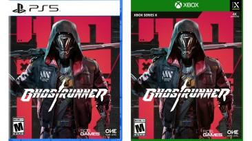 Ghostrunner для PS5 и Xbox Series выйдет 28 сентября