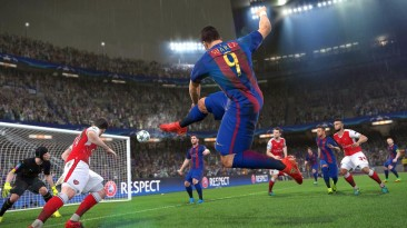 Konami анонсировала мобильную версию PES 2017