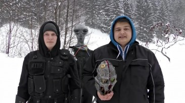 DISHONORED 2 - Корво проти Пришельцев!