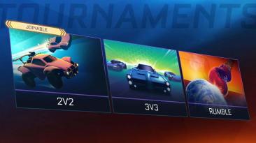 В 4 сезоне Rocket League добавят турниры 2v2 и дополнительные режимы