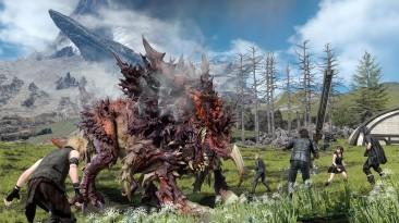 PC-геймплей Final Fantasy 15 Windows Edition в 4K и с 60 кадрами в секунду