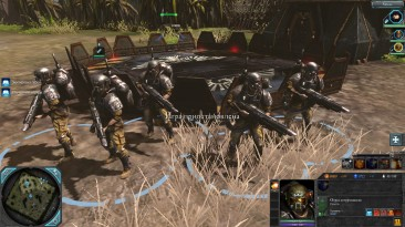 "Warhammer 40.000: Dawn of War 2 ""Касаркины Замена Штурмовиков (Рабочий)"""