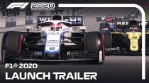 Релизный трейлер F1 2020