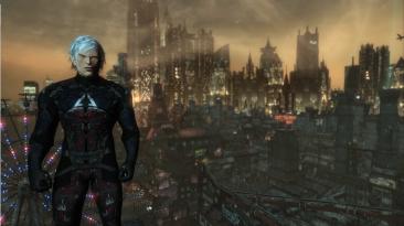"Batman: Arkham City ""The Arkham Knight-Wing"""