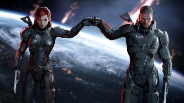 """Mass Effect Legendary Edition """"Небольшие улучшения для ME3"""""""