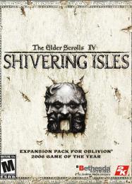 Обложка игры The Elder Scrolls 4: Shivering Isles