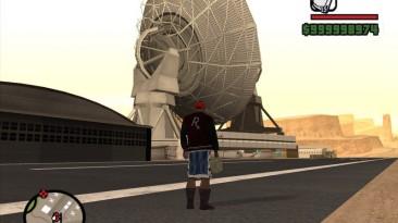 "Grand Theft Auto: San Andreas ""Карта Майне"""