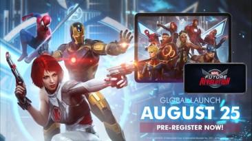 Объявлена дата выхода мобильной Action RPG с открытым миром MARVEL Future Revolution