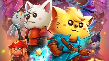 Стала известна дата релиза Cat Quest 2: The Lupus Empire