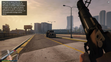 "Grand Theft Auto 5 ""M79 Thumper grenade launcher ВЕРСИЯ: 0.1"""