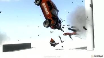 "Bugbear Entertainment: Next Car Game ""Система повреждений"""