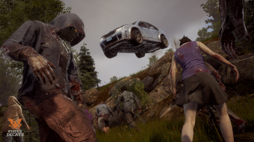 У State Of Decay 2 в Steam все хорошо