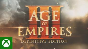 Анонсирована Age of Empires III: Definitive Edition: трейлер, скриншоты и первые подробности ремастера