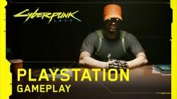 Геймплейный ролик Cyberpunk 2077, демонстрирующий игровой процесс на PS4 Pro и PlayStation 5