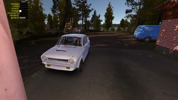 My Summer Car: Сохранение/SaveGame (Фулл белая сатсума + фургон + 500k марок)