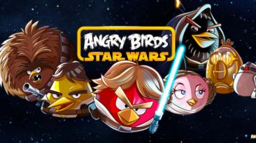 Новый геймплейный трейлер Angry Birds Star Wars