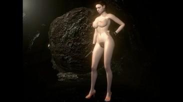 """Resident Evil """"18_NUDE_JILL_0.5_RE_HD_by_MATTEO"""""""