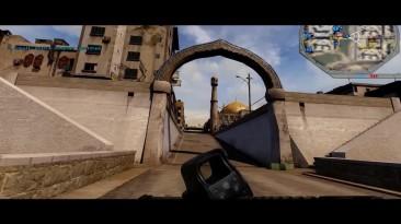Battlefield 2 Ultra Realistic Graphics Mod of 2016