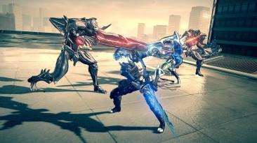Стильная игра с хорошим техническим исполнением - Digital Foundry протестировала Astral Chain
