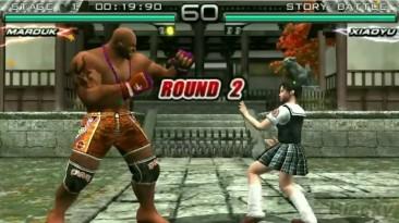 Эволюция персонажа Craig Marduk от Tekken до Tekken 7