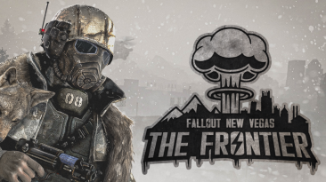 """Fallout: New Vegas """"Масштабный мод - The Frontier"""""""