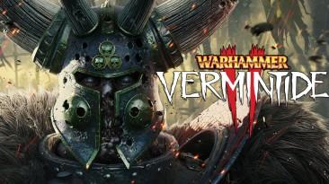 Warhammer Vermintide 2 тест GPU/CPU
