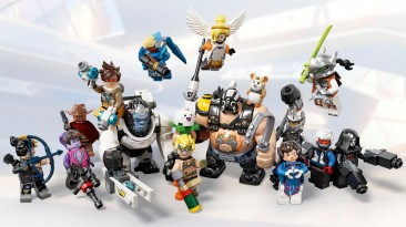 Лего по Overwatch еще может вернуться: в сети появилось изображение одного из отмененных наборов