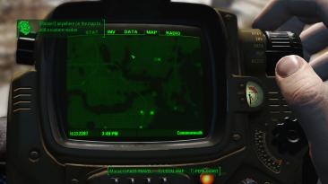 "Fallout 4 ""Armor Location Map / Вся Силовая Броня на карте 1.0"""
