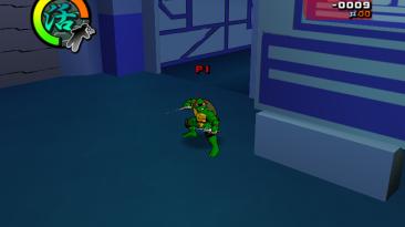 "Teenage Mutant Ninja Turtles 2: Battle Nexus ""Мультяшные модели """