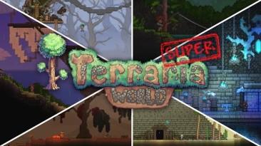 Мод Super Terraria World превращает игру в полноценную RPG