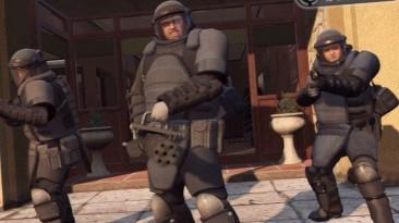 "Grand Theft Auto 5 ""Juggernaut Mod"""
