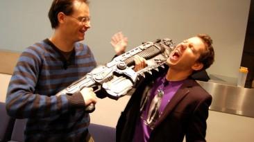 Создатель Gears of War Клифф Блежински работает над новым брендом
