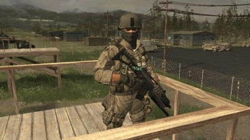 "Call of Duty 4: Modern Warfare ""Американский спецназ"""