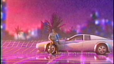 GTA Vice City Theme - Музыкальное видео // Vaporwave Cover