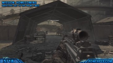 Call of Duty: Ghosts '''Разведданные''