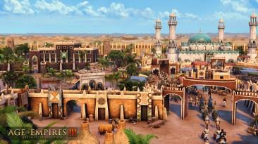 Обновление Age of Empires 3 DE добавило 2 новые цивилизации