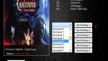 Castlevania: Lords of Shadow - Mirror of Fate HD: Трейнер/Trainer (+5) [2.21.2016] {MrAntiFun}
