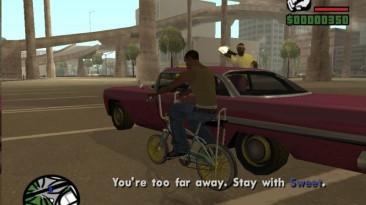 "Grand Theft Auto: San Andreas ""Daalyman's Classic Bikes 2005"""