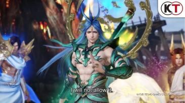 Новый трейлер Warriors Orochi 4 Ultimate