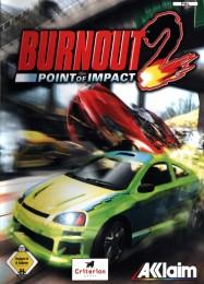 Обложка игры Burnout 2: Point of Impact